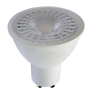 LED21 LED žárovka 7W 8xSMD2835 GU10 38° 560lm STUDENÁ BÍLÁ